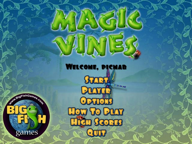 Magic vines download free magic vines full download for Big fish games free download full version