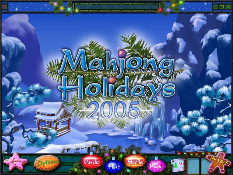 Mahjong holidays 2005 download free mahjong holidays for Big fish games free download full version