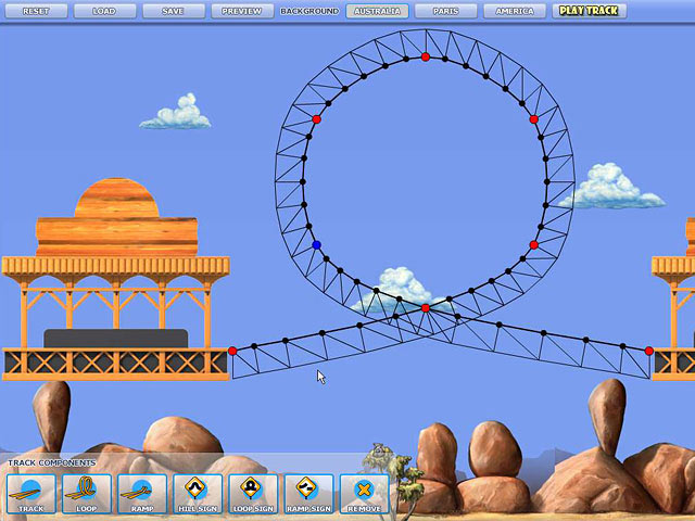 roller coaster games free  full game
