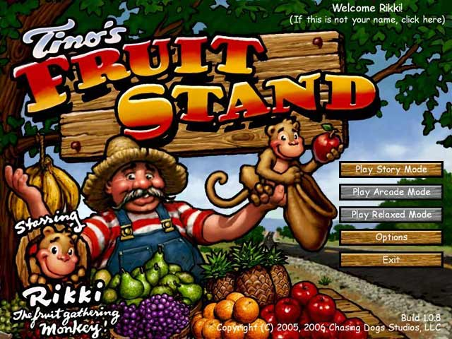 Tino 39 s fruit stand download free tino 39 s fruit stand full for Big fish games free download full version