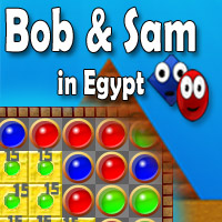 Bob Sam in Egypt
