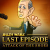 Bush Wars Last Episode Attack of The Shoes