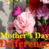 Spot Difference - Mothers Day